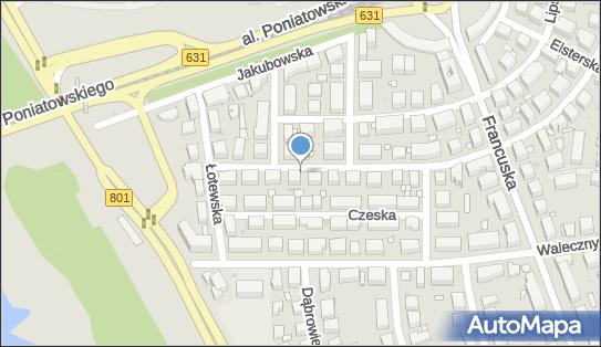 2 miejsca, Berezyńska 8, Warszawa 03-904 - Parking dla niepełnosprawnych