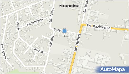 Parking, Bony, Częstochowa 42-226 - Parking