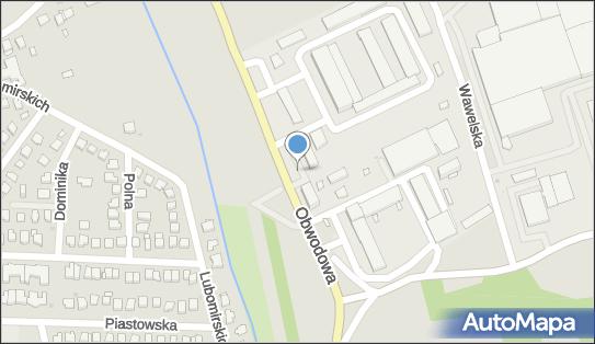 Parking, Obwodowa964 6, Dobczyce 32-410 - Parking