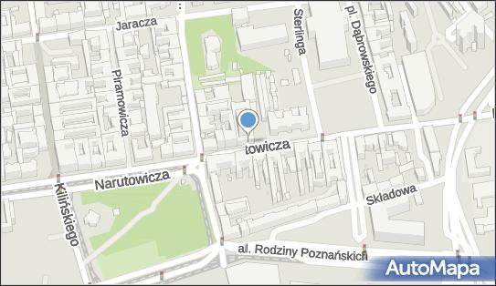 nr 63, Prezydenta Gabriela Narutowicza 56, Łódź - Parkomat