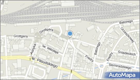 Parkomat, Plac Kilińskiego Jana, płk., Rzeszów 35-005 - Parkomat