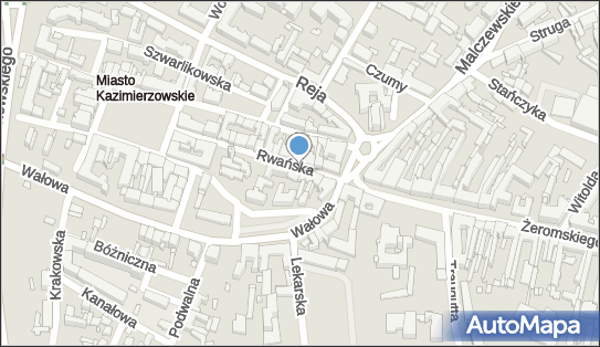 Parkomat, Rwańska 12, Radom 26-610 - Parkomat