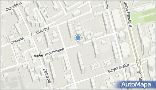 Parkomat, Krochmalna 32, Warszawa 00-864 - Parkomat