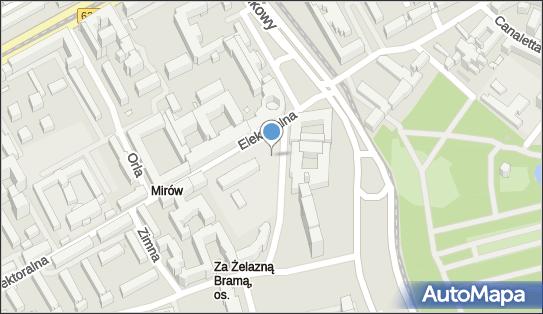 Parkomat, Przechodnia, Warszawa 00-100 - Parkomat