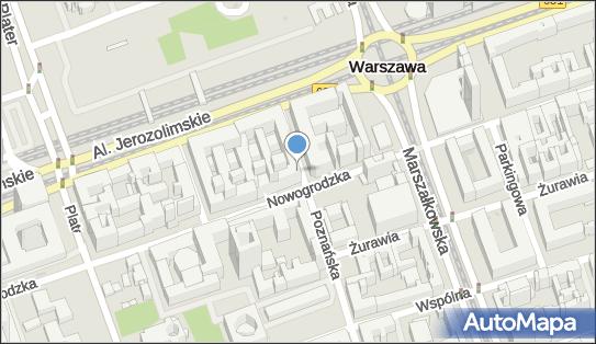 Parkomat, Poznańska 36a, Warszawa 00-689 - Parkomat