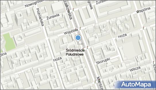 Parkomat, Marszałkowska 76i, Warszawa 00-517 - Parkomat