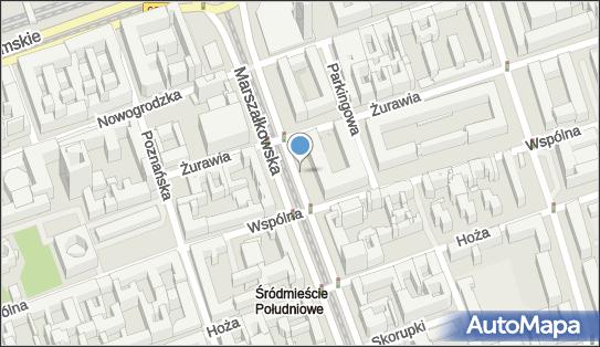Parkomat, Marszałkowska 82, Warszawa 00-517 - Parkomat
