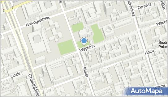 Parkomat, Wspólna 73, Warszawa 00-687 - Parkomat