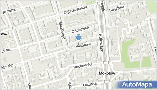 Parkomat, Wiktorska, Warszawa 02-575, 02-582, 02-587 - Parkomat