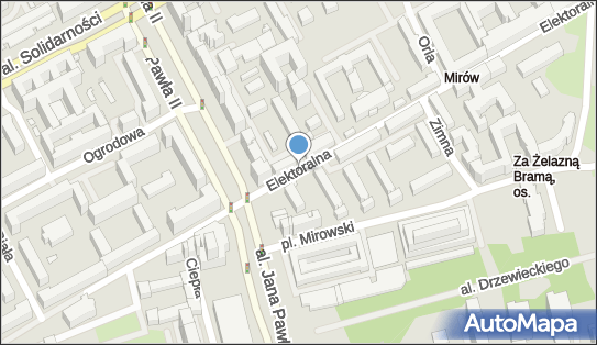 Parkomat, Elektoralna 16/22, Warszawa 00-139 - Parkomat