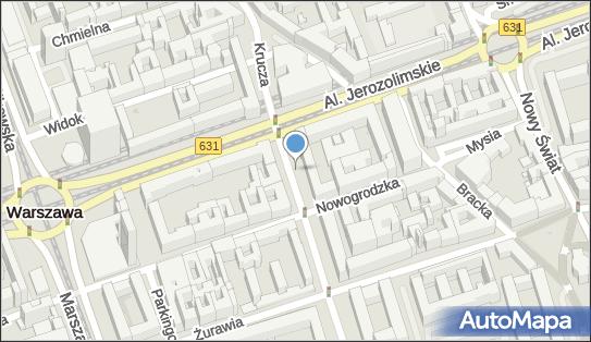 Parkomat, Krucza 46, Warszawa 00-509 - Parkomat