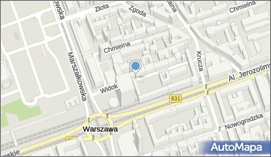Parkomat, Widok 20, Warszawa 00-023 - Parkomat