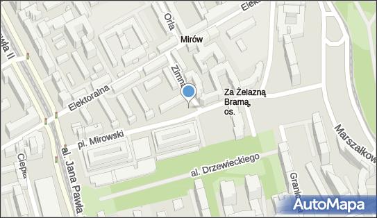 Parkomat, Ptasia 6, Warszawa 00-138 - Parkomat