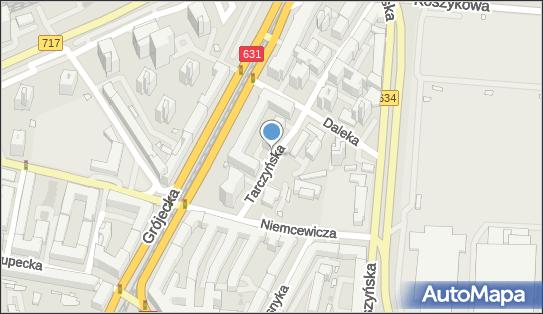 Parkomat, Tarczyńska 22, Warszawa 02-023 - Parkomat