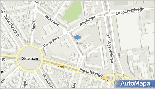 Parkomat, Mazurska 4, Szczecin 70-424 - Parkomat