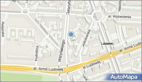 Parkomat, Jaworzyńska 9, Warszawa 00-634 - Parkomat