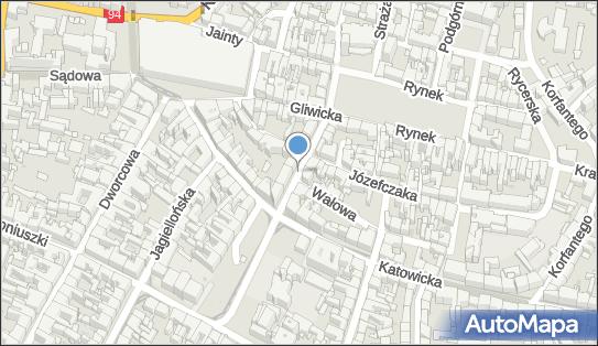 Parkomat, Piastów Bytomskich, Bytom 41-902 - Parkomat