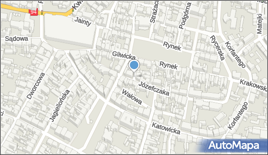Parkomat, Rzeźnicza, Bytom 41-902 - Parkomat