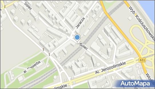 Parkomat, Solec, Warszawa 00-382, 00-394, 00-402, 00-403, 00-409, 00-410, 00-424, 00-438, 00-439 - Parkomat