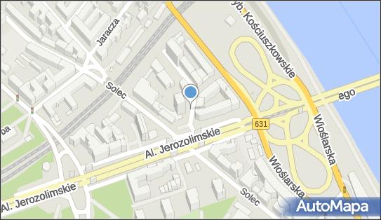 Parkomat, Potockiego Ignacego, Warszawa 00-393 - Parkomat