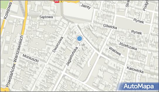 Parkomat, Jagiellońska 1, Bytom 41-902 - Parkomat