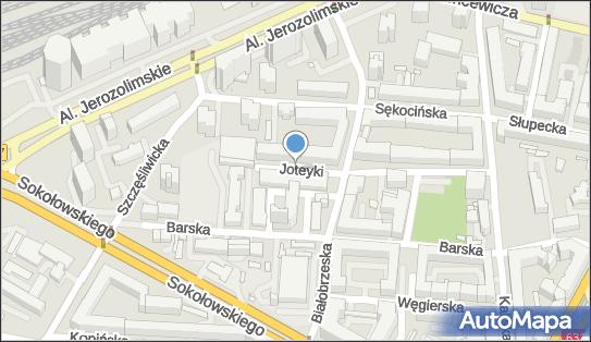 Parkomat, Joteyki Tadeusza, Warszawa 02-317 - Parkomat