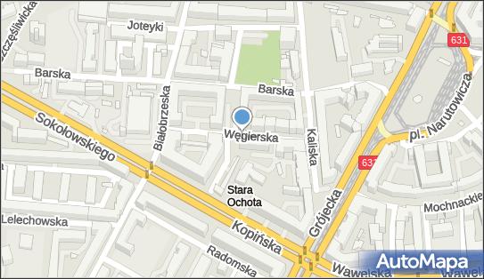 Parkomat, Barska 9, Warszawa 02-315 - Parkomat
