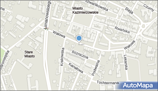 Parkomat, Wałowa 31, Radom 26-610 - Parkomat