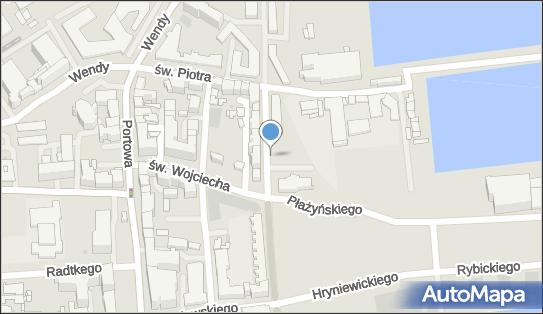 Parkomat, Jerzego Waszyngtona 20, Gdynia-Śródmieście - Parkomat, godziny otwarcia