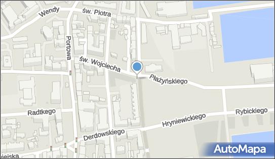 Parkomat, Jerzego Waszyngtona 11, Gdynia-Śródmieście - Parkomat, godziny otwarcia