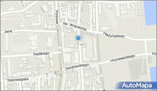 Parkomat, Stefana Żeromskiego 18, Gdynia-Śródmieście - Parkomat