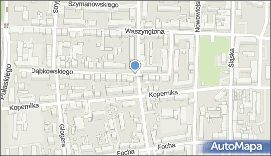 Parkomat, Polskiej Organizacji Wojskowej, Częstochowa 42-217 - Parkomat