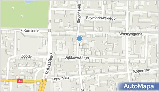 Parkomat, Jaracza 4, Częstochowa 42-217 - Parkomat