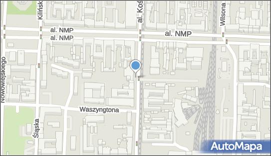 Parkomat, Aleja Wolności, Częstochowa - Parkomat