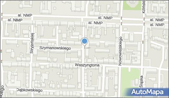 Parkomat, Polskiej Organizacji Wojskowej 3, Częstochowa 42-217 - Parkomat