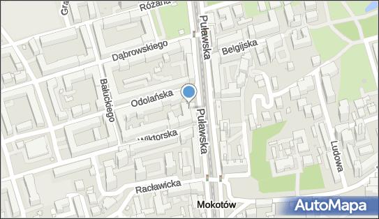 Pekao SA - Bankomat, Puławska 54/56, Warszawa - Pekao SA - Bankomat, godziny otwarcia, numer telefonu