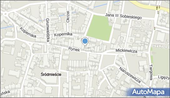 Dom Polonii, Rynek 19, Rzeszów - Pensjonat, numer telefonu