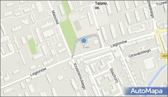 Tarpno-Pętla, Legionów, Grudziądz - Pętla tramwajowa