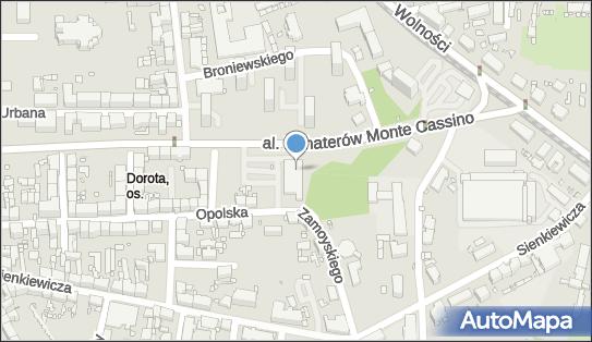 Piekarnia Bochen - Piekarnia, Aleja Bohaterów Monte Cassino 18 41-800 - Piekarnia Bochen - Piekarnia, numer telefonu