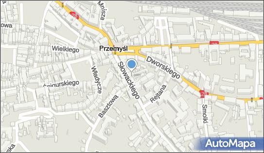 Pizzacafe, ul. Juliusza Słowackiego 7, Przemyśl 37-700 - Pizzeria, numer telefonu, NIP: 7952037095