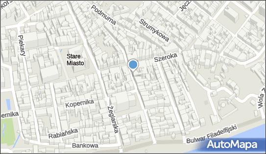 Przystanek Pizza TPArt, Łazienna 30, Toruń - Pizzeria