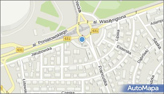 PKO Bank Polski - Bankomat, ul. Francuska 49, Warszawa 03-905, godziny otwarcia, numer telefonu