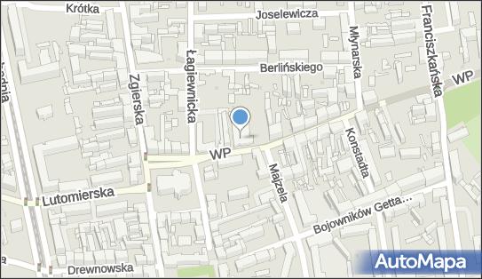 PKO Bank Polski - Bankomat, ul. Wojska Polskiego 6, Łódź 91-832, godziny otwarcia, numer telefonu
