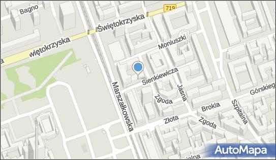 PKO Bank Polski - Oddział, ul. Sienkiewicza 12/14, Warszawa 00-944, godziny otwarcia, numer telefonu