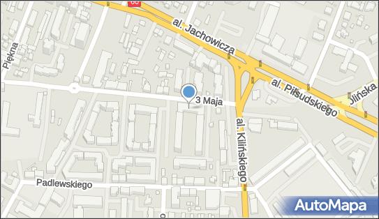 PKO Bank Polski - Oddział, ul. 3 Maja 14, Płock 09-402, godziny otwarcia, numer telefonu