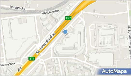Magic City Sp. z o.o., Aleje Jerozolimskie, Warszawa od 00-803 do 00-813, od 02-001 do 02-363 - Plac zabaw, Ogródek