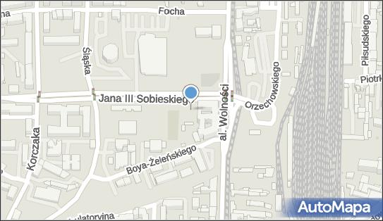 Plac zabaw, Ogródek, Króla Jana III Sobieskiego 1/3, Częstochowa 42-217 - Plac zabaw, Ogródek