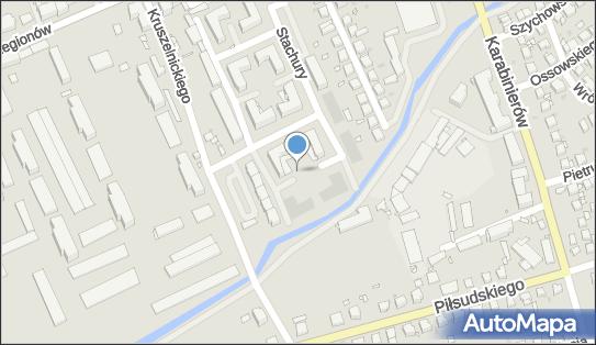 Plac zabaw, Ogródek, Milczewskiego-Bruna Ryszarda, Grudziądz 86-300, 86-306 - Plac zabaw, Ogródek