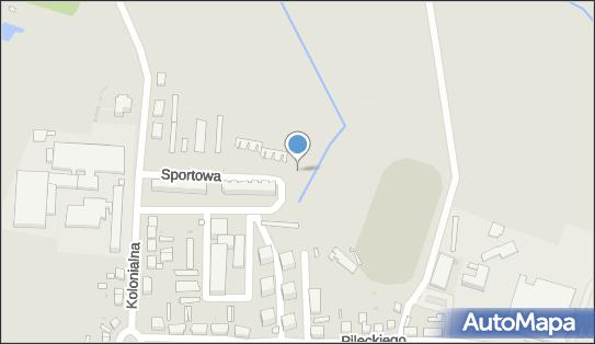 Plac zabaw, Ogródek, Sportowa 6E, Chocianów 59-140 - Plac zabaw, Ogródek