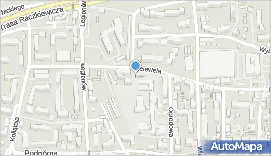 Plac zabaw, Ogródek, Lelewela Joachima 18b, Toruń 87-100 - Plac zabaw, Ogródek